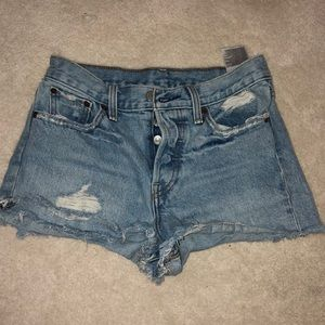 Women's Levi's Wedgie Shorts